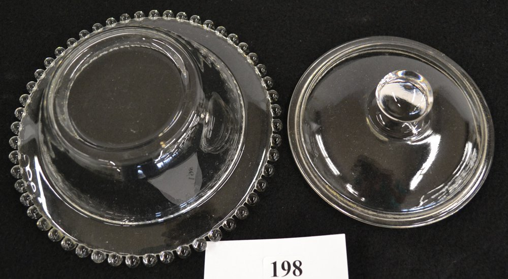 OVER (20) IMPERIAL CANDLEWICK GLASSWARE ITEMS - 5