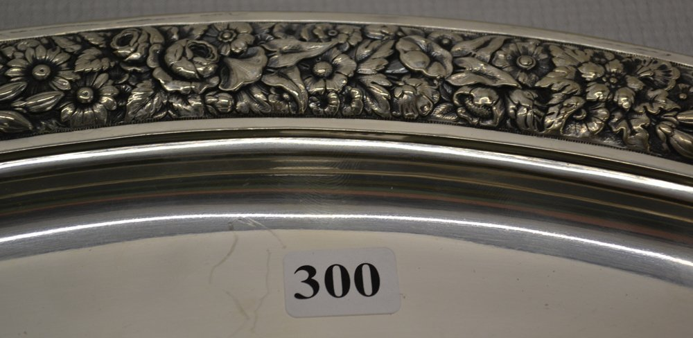 "18"" MARKED ""TIFFANY & COMPANY MAKERS SILVER-SOLDERED"" O - 2"