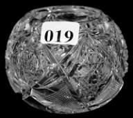 MINIATURE ROSEBOWL  2 12 X 3  ABCG