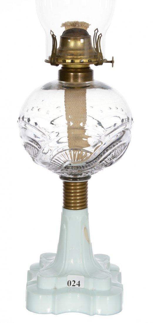 """KEROSENE LAMP - 13 1/2"""""""
