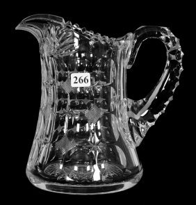"""Water Pitcher - 8"""" - Abcg"""