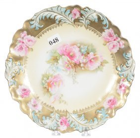 """8 1/2"""" Rsp Plume Mold Plate"""