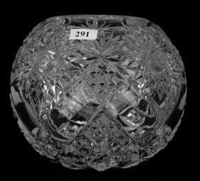 Rose Bowl - Columbia Pattern By Bergen