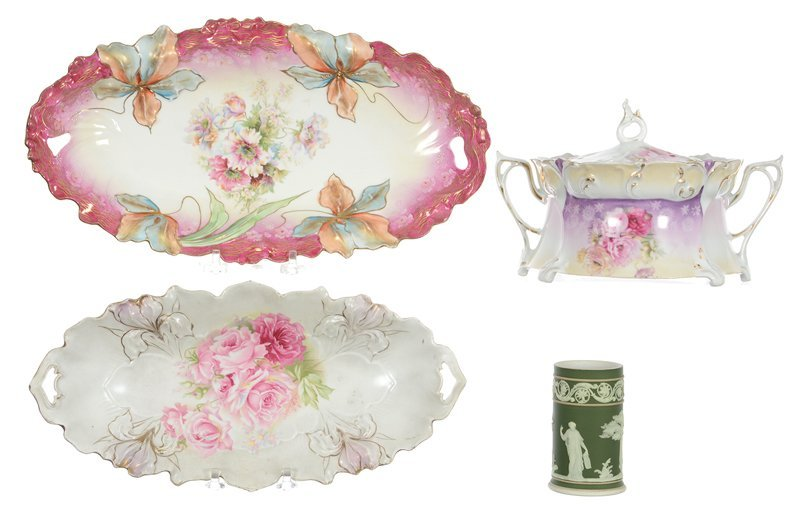 (4) ASSORTED ITEMS INCLUDING