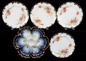(5) Limoges Style Items Including