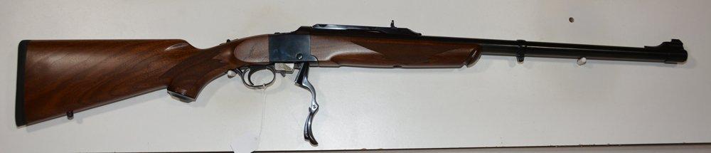 RUGER #1 450/400 NITRO EXPRESS CALIBER SINGLE SHOT - 4