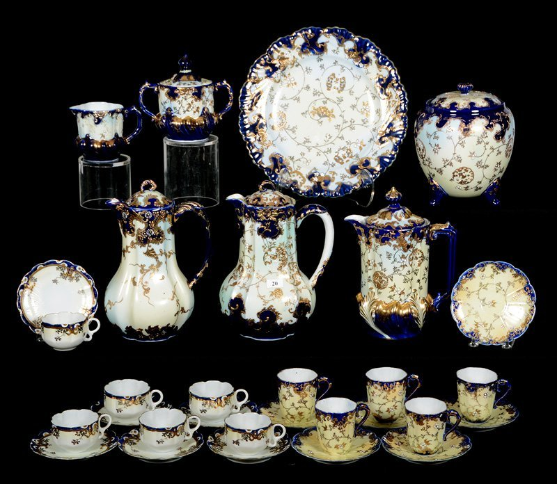 (24) UNMARKED NIPPON ITEMS INCLUDING