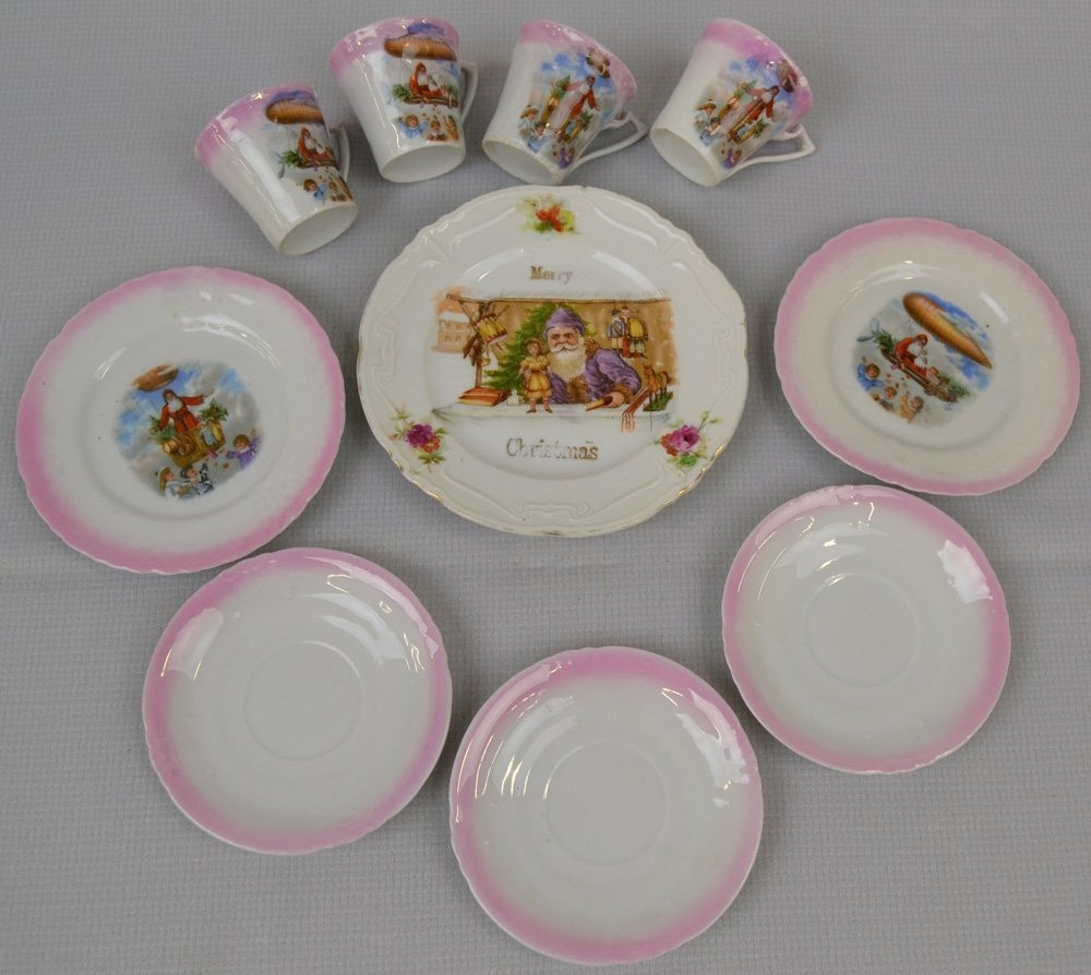 ASSORTED CHILDREN'S CHINA AND GLASS ITEMS INCLUDING - 3