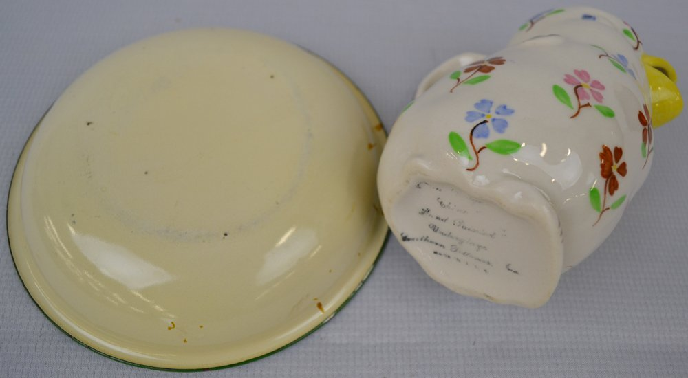 ASSORTED CHILDREN'S CHINA AND GLASS ITEMS INCLUDING - 5