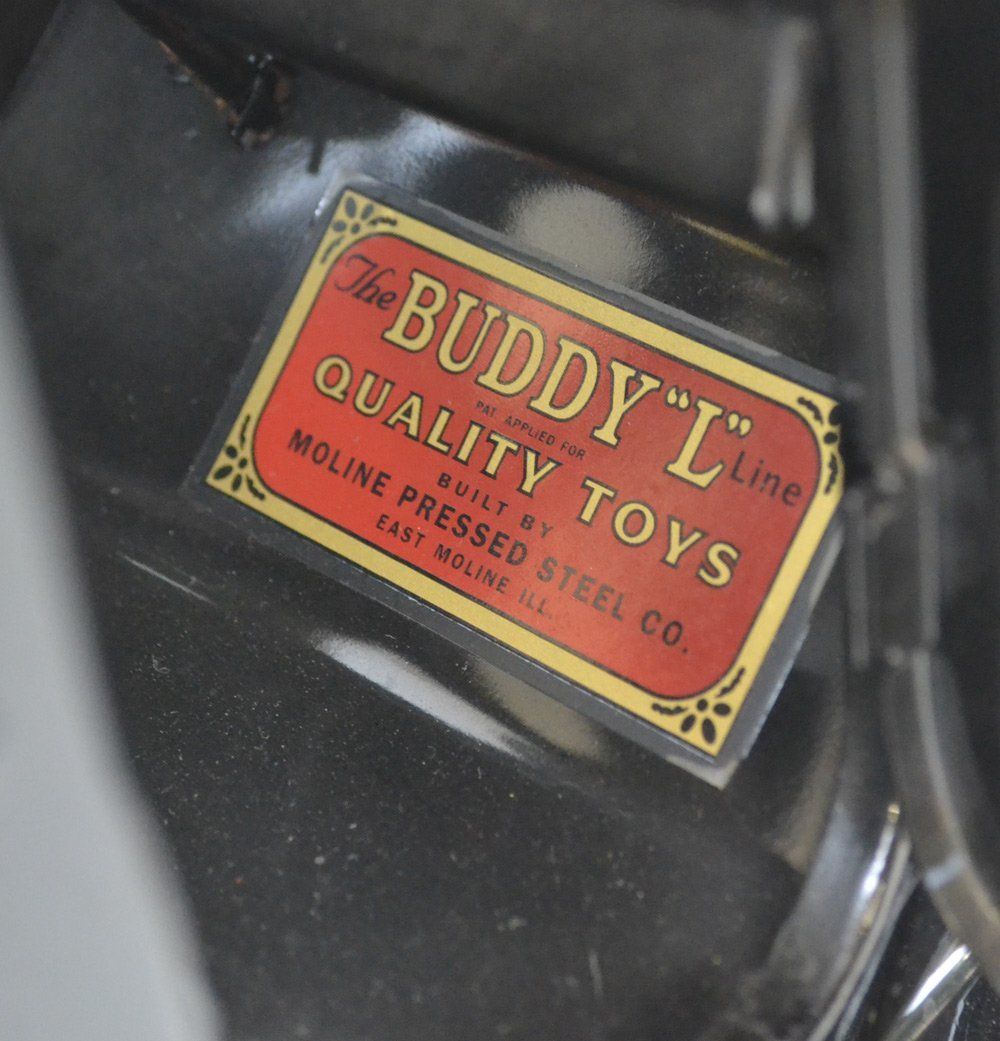 (2) BUDDY L TIN TOYS - 3