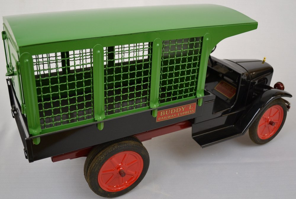 (2) BUDDY L TIN TOYS - 4