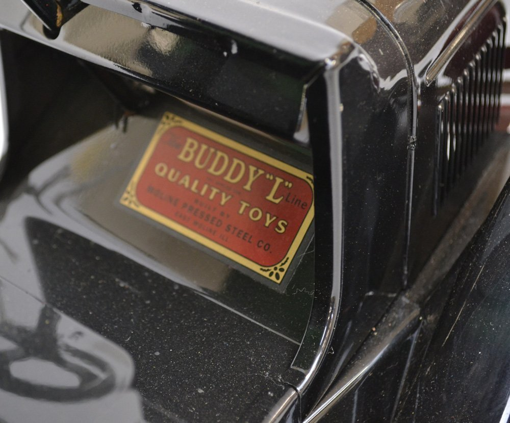 (2) BUDDY L TIN TOYS - 5