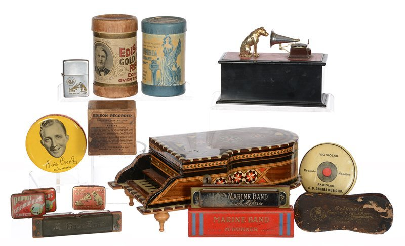 ASSORTED MUSICAL & MUSIC RELATED ITEMS INCLUDING