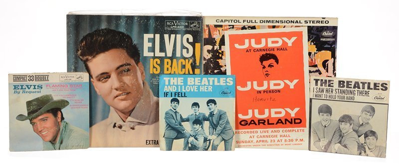 LARGE ASSORTMENT OF RECORDS INCLUDING