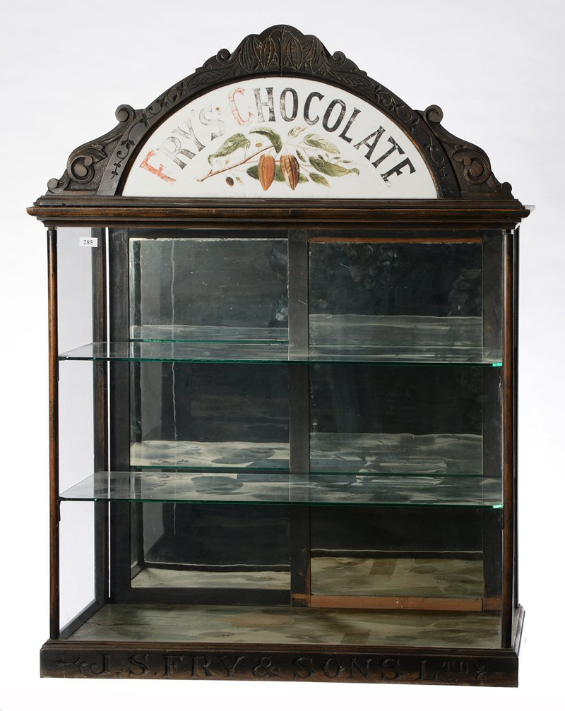"""36.5"""" X 28"""" X 15"""" COUNTER TOP DISPLAY CABINET"""