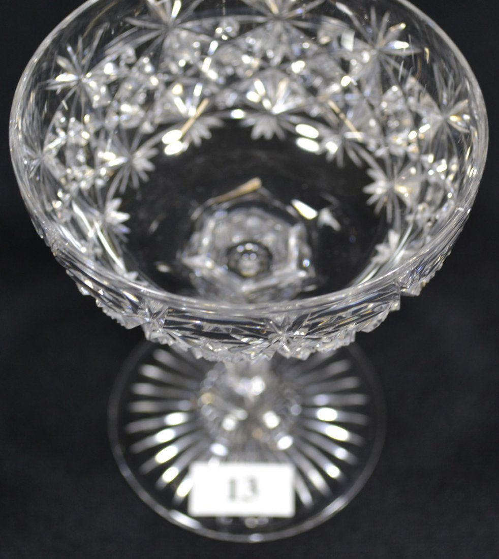 "(7) CHAMPAGNE GLASSES - 5.62"" - ABCG - 3"