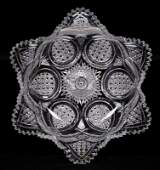 """BLOW OUT MOLD BOWL - 4"""" X 11"""" - ABCG"""