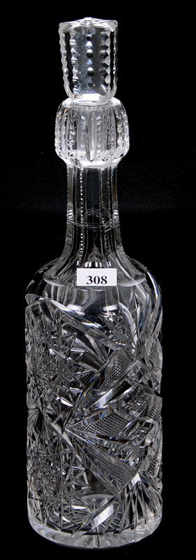 "WHISKEY BOTTLE - 13.5"" - ABCG"