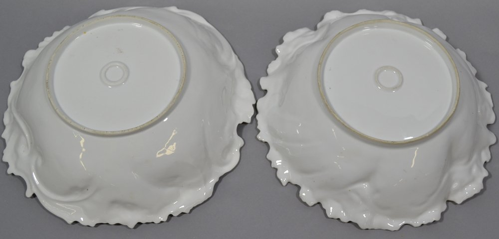 (4) UNMARKED R.S.PRUSSIA BOWLS INCLUDING - 3