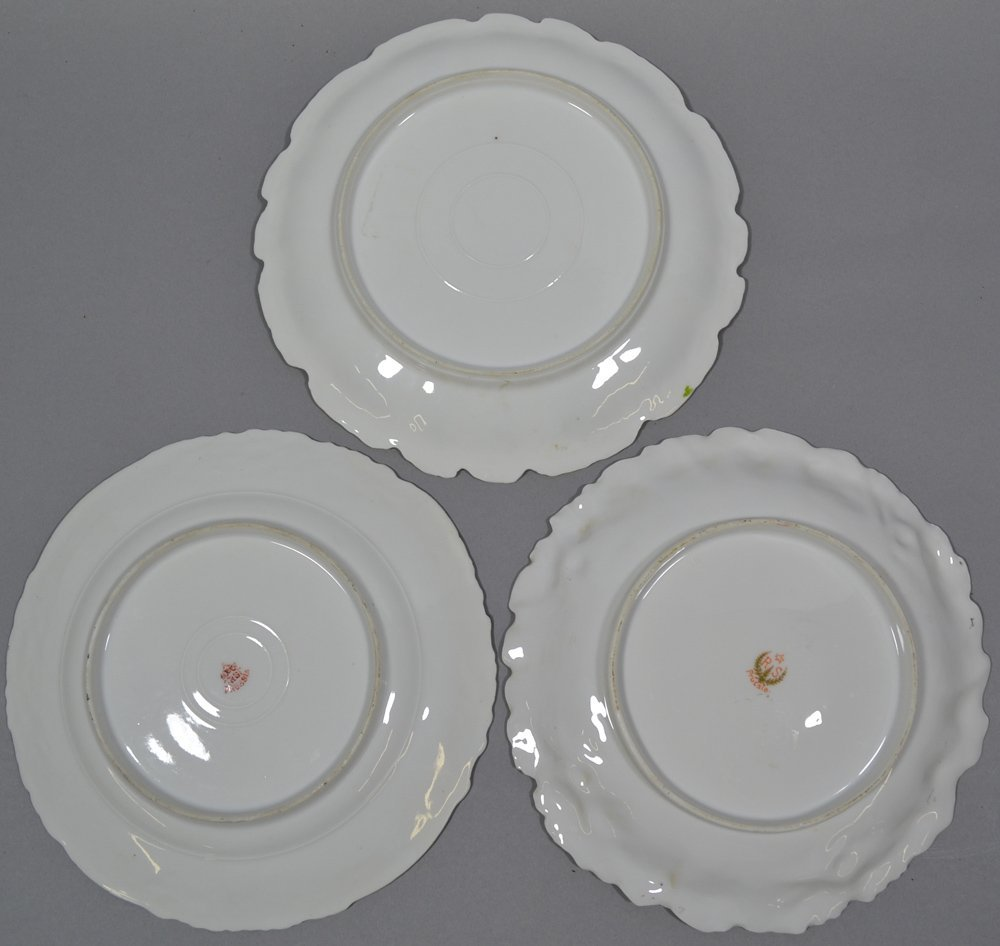 "(8) R.S.PRUSSIA 8"" PLATES INCLUDING - 5"