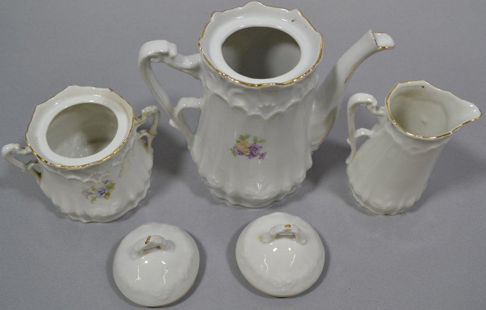 (11) PIECE CHILD'S TEA SET - 2