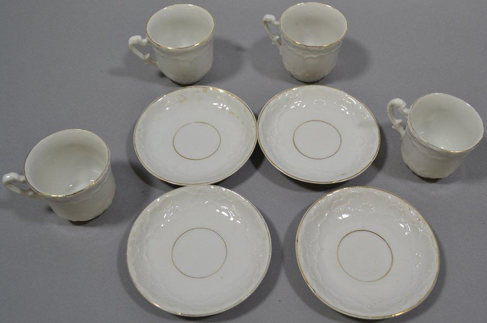 (11) PIECE CHILD'S TEA SET - 5