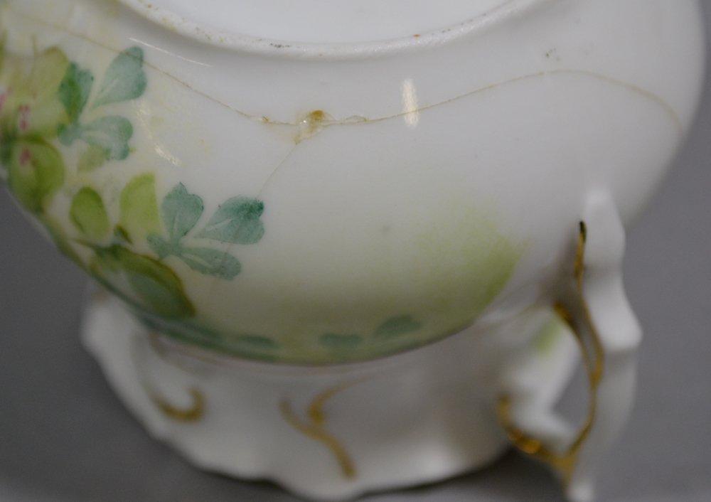 (23) PIECE CHILD'S UNMARKED PRUSSIA TEA SET - 4