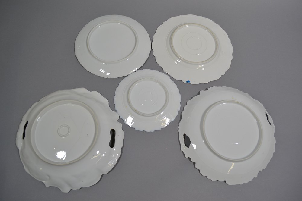 (12) RS PRUSSIA AND PRUSSIA STYLE PLATES - 3