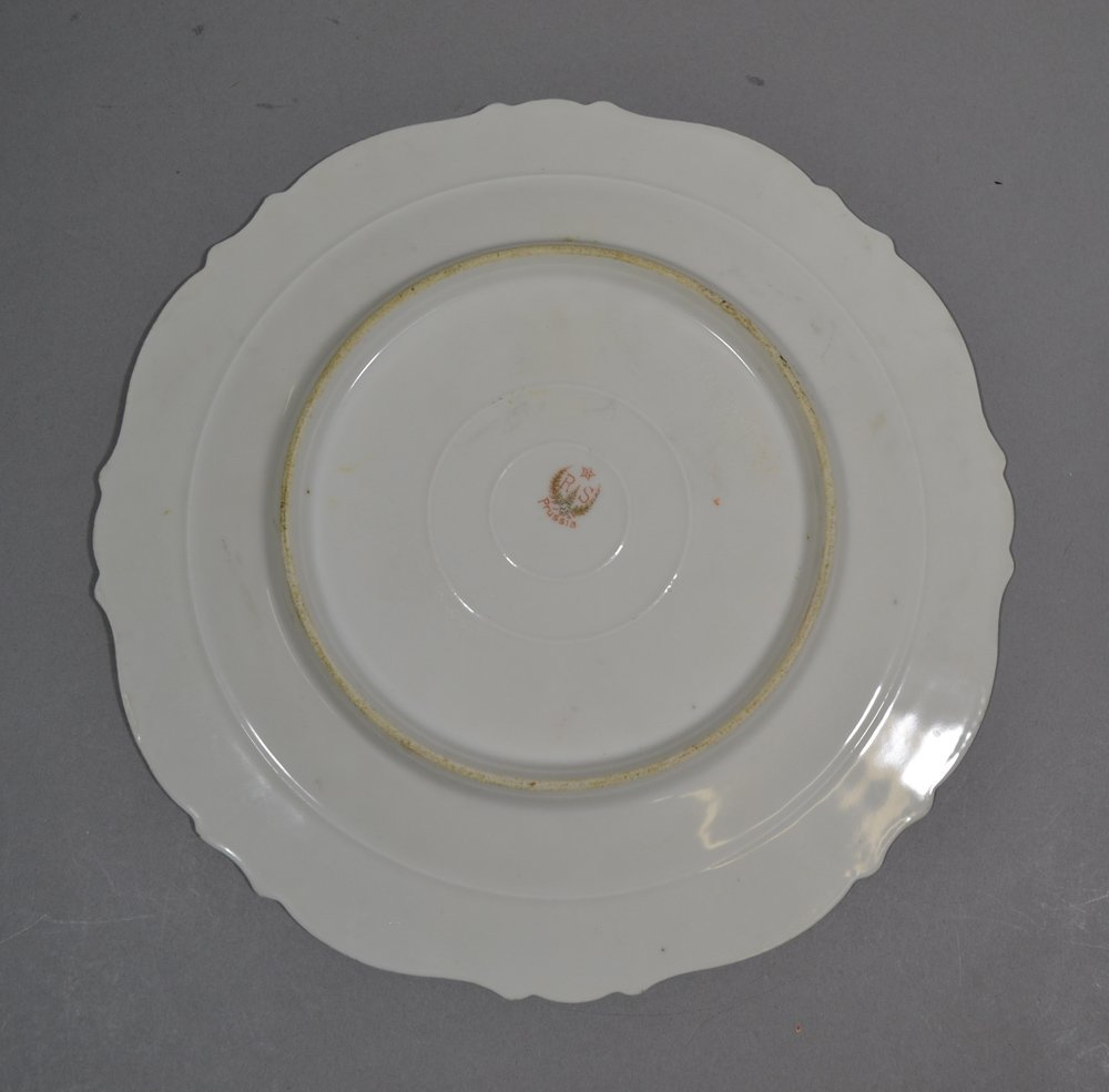 """9"""" RSP MOLD 343 PLATE - 2"""