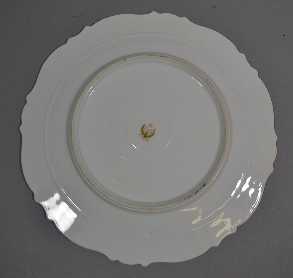 """9"""" RSP MOLD #343 PLATE - 2"""