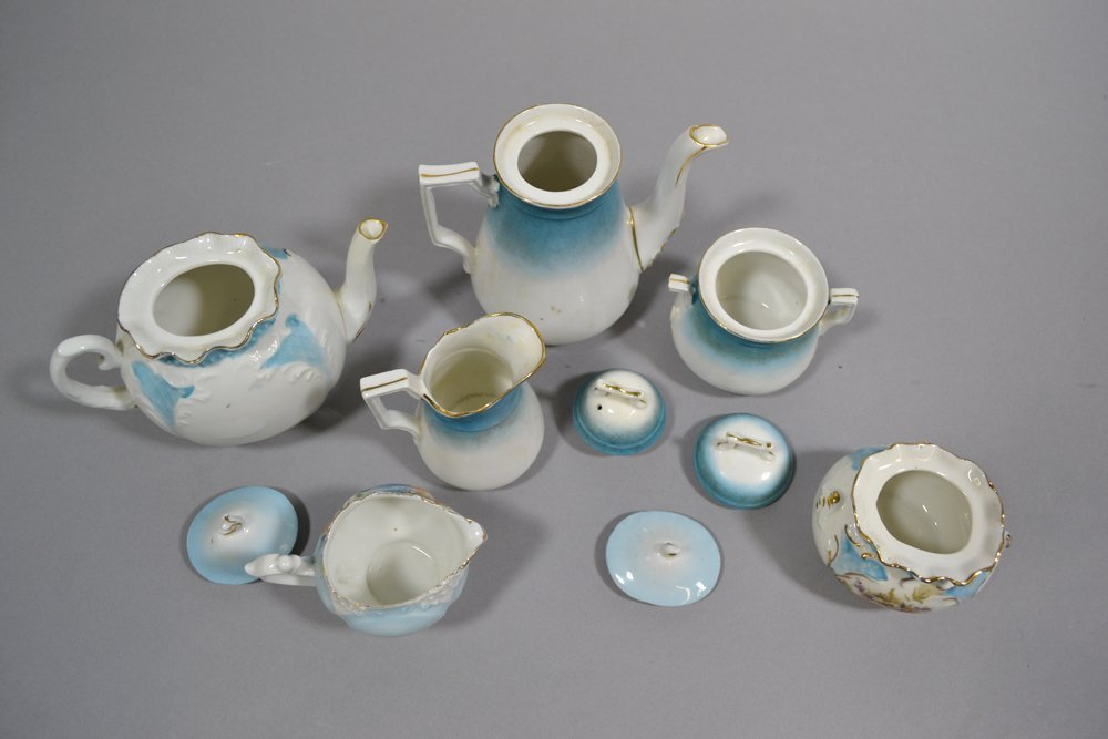 (2) RS PRUSSIA CHILD TEA SETS - 2