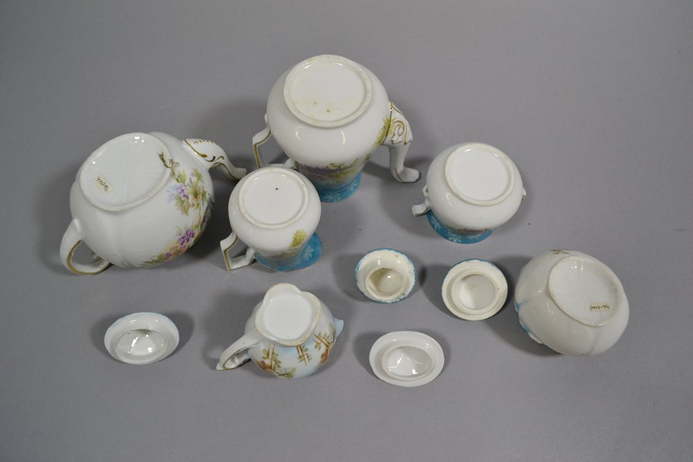 (2) RS PRUSSIA CHILD TEA SETS - 3
