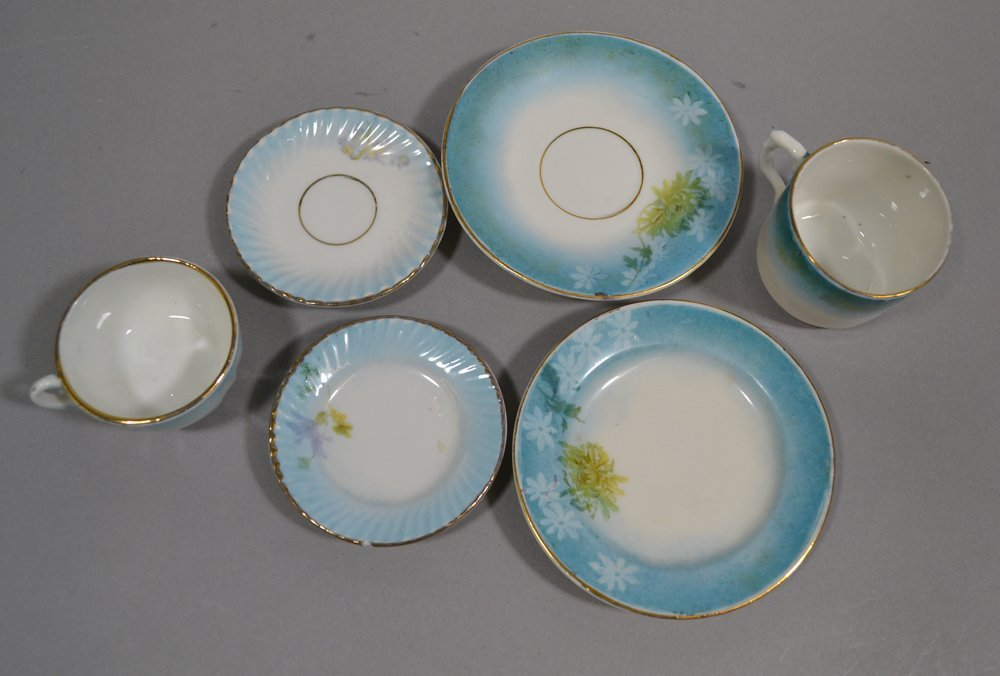 (2) RS PRUSSIA CHILD TEA SETS - 5