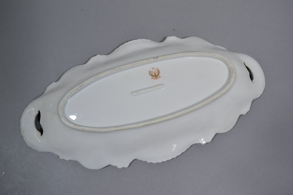 """12.25"""" RSP MEDALLION MOLD CELERY TRAY - 2"""