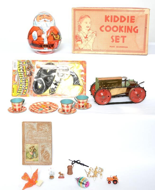 ASSORTED CHILDREN'S ITEMS INCLUDING