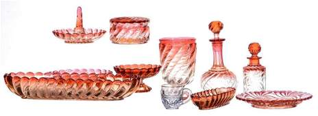 (11) BACCARAT ITEMS INCLUDING