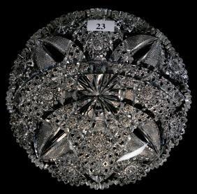 """PLATE - 7"""" - ABCG - ELEANOR PATTERN BY J. HOARE"""