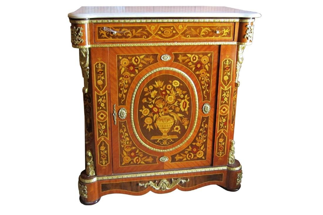 Inlaid Commode