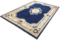 Chinese Carved Pile Rug