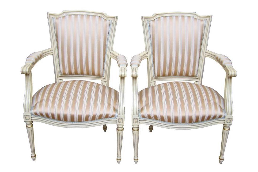 Open Armchairs