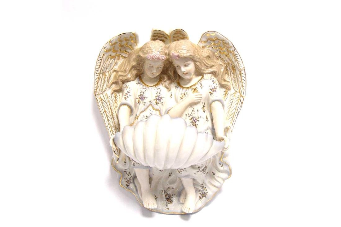 Wall Plaque - Angels