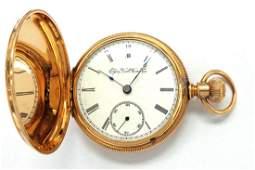 14k Gold Elgin Pocketwatch