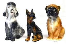 Italian Ceramic Dogs