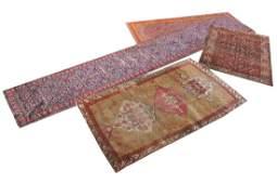 4 Antique Oriental Rugs