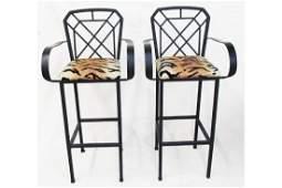 Pair Barstools