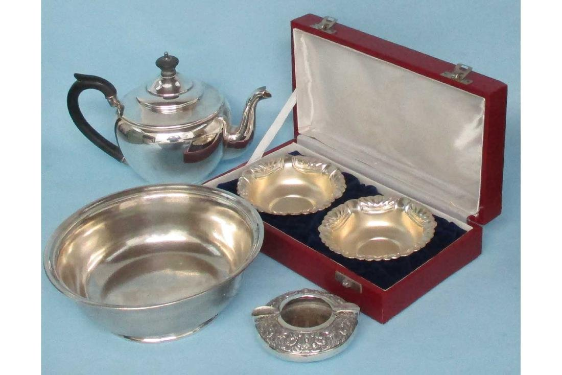Sterling and Silverplate
