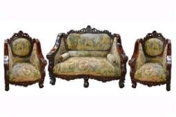 3-Piece Salon Set