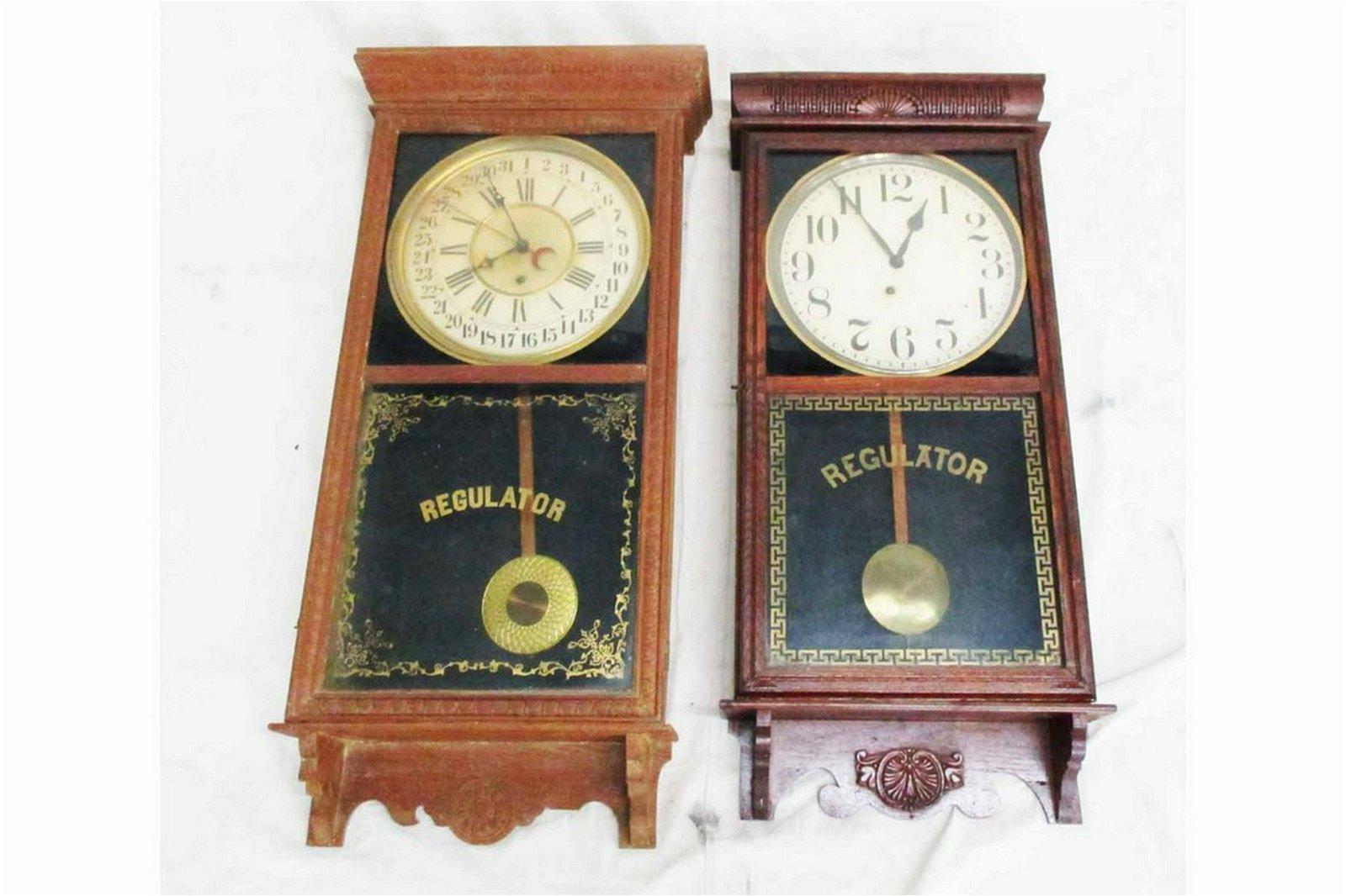 Regulator Wall Clocks