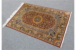 Persian Silk Qum