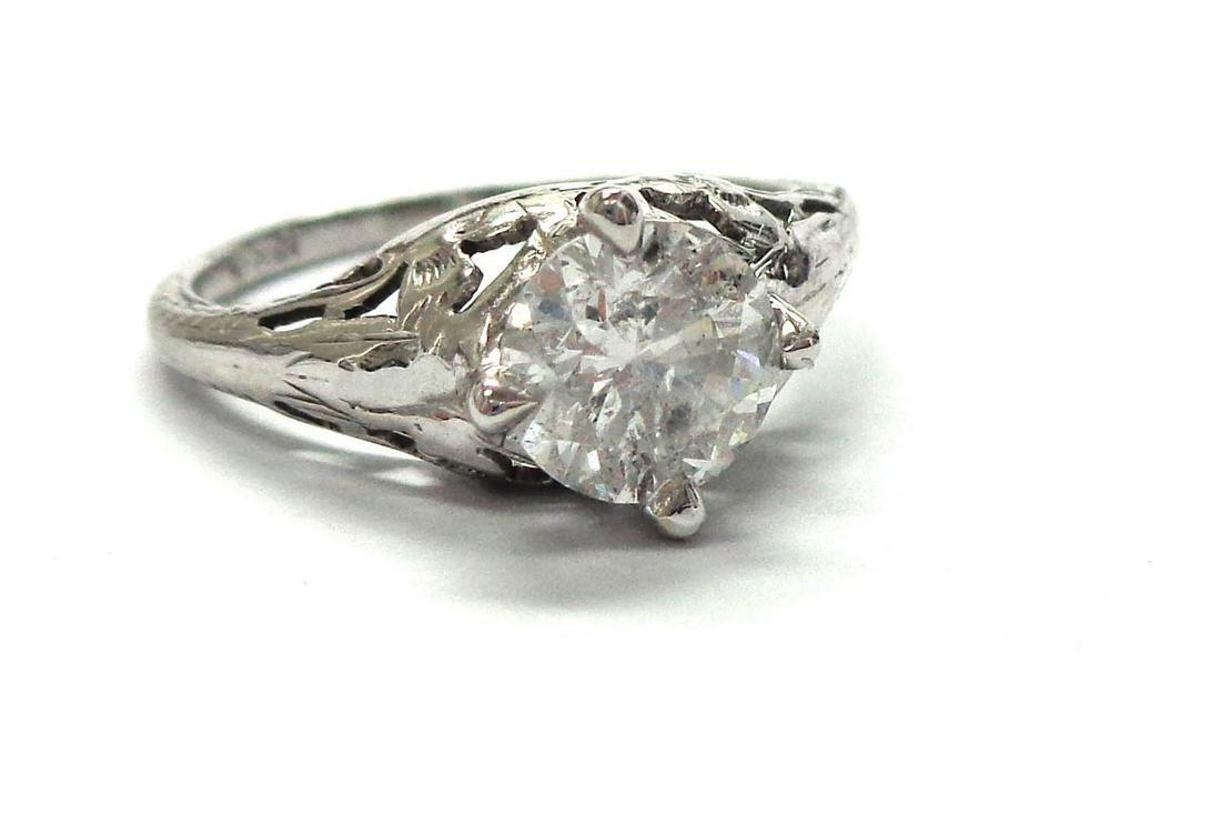 Diamond ring 1.00 carat